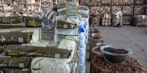 Mulch, Dekor- und Abdeckmaterialien