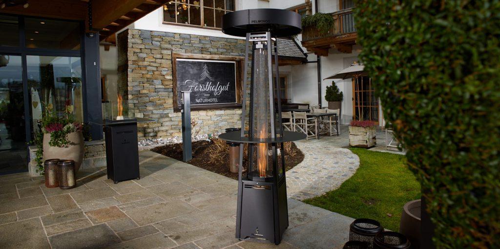 Pelmondo-Heizstrahler-Lounge